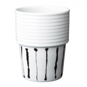 Kubek porcelanowy Ink Filippa K Rörstrand 2-pack