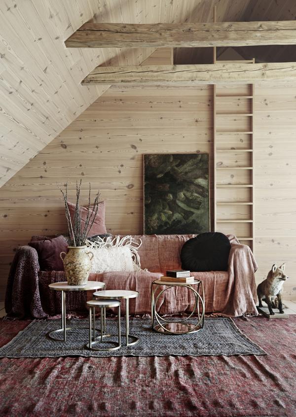 nowoczesny dywan loft